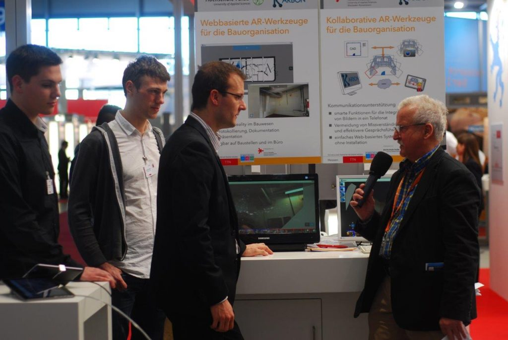 KARbon at the CeBIT2013